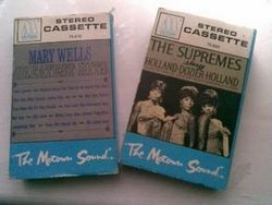 Motown+cassettes