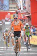Igor Anton wins, Vuelta a Espana 2010, stage four
