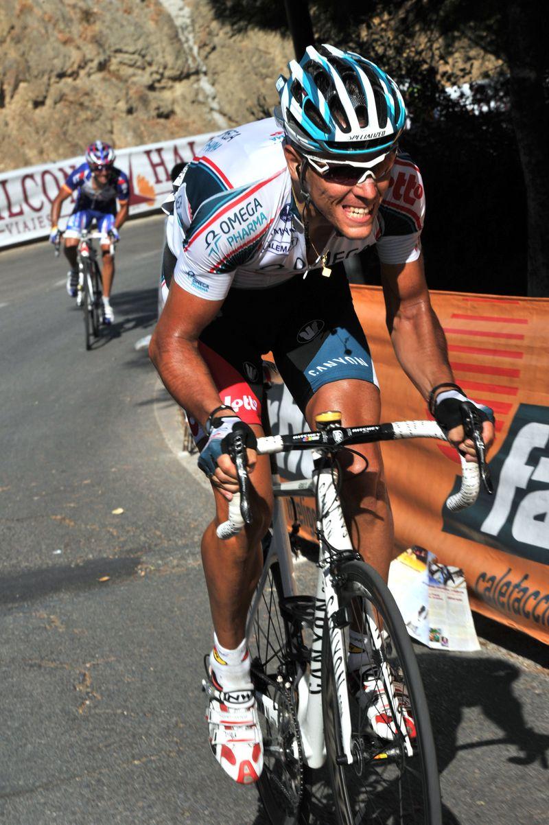 Vuelta_2010_st3_GILBERT_ATACAR