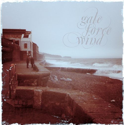 Gale force wind