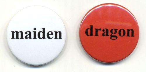 Maiden dragon