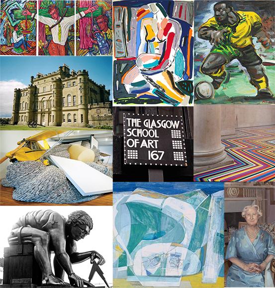 10 scottish artists
