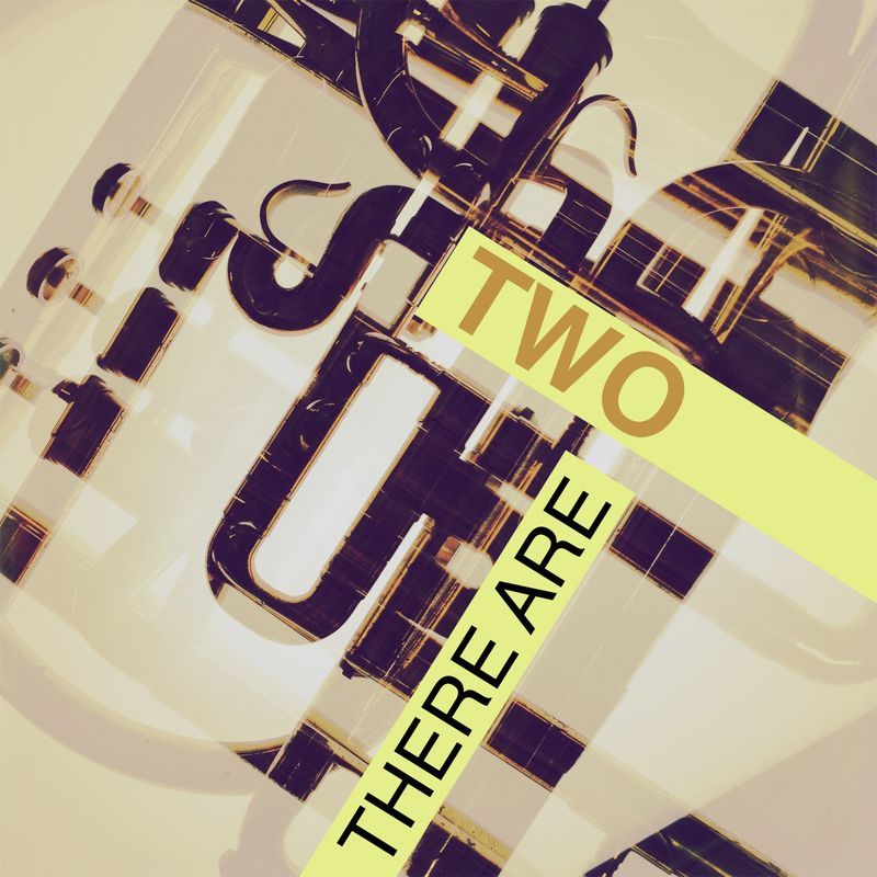 There are two