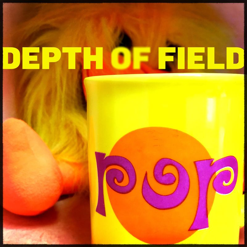 December 2 - depth of field