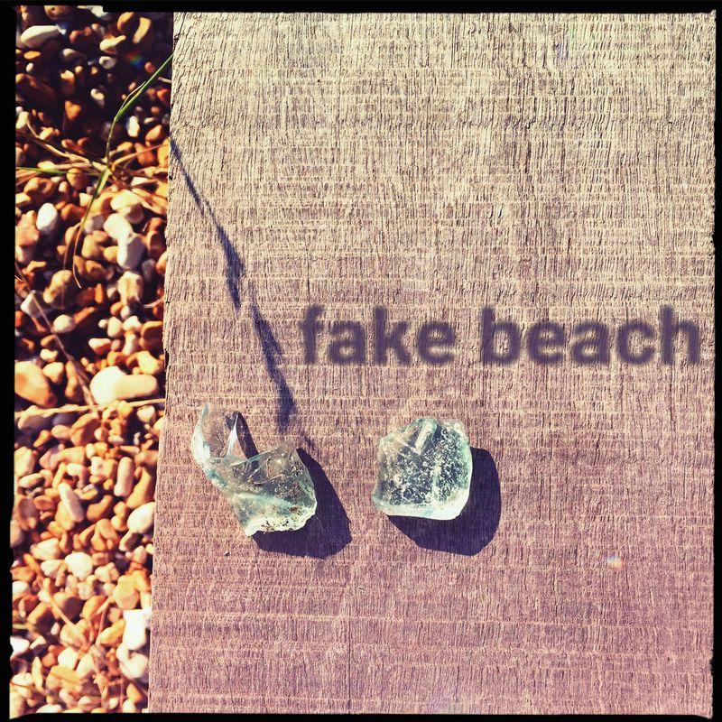 August 1 - fake beach