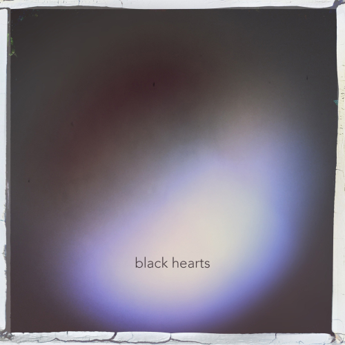 June 2 - black hearts